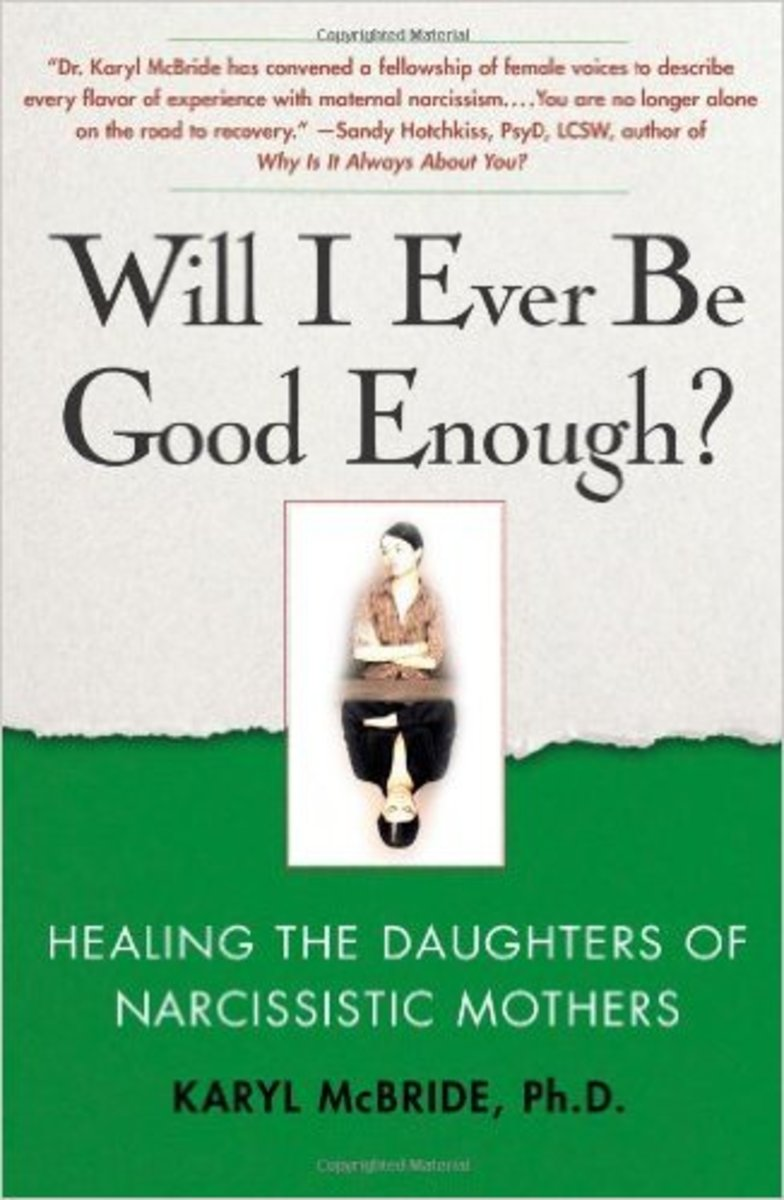 Will I Ever Be Good Enough? by Dr. Karyl McBride