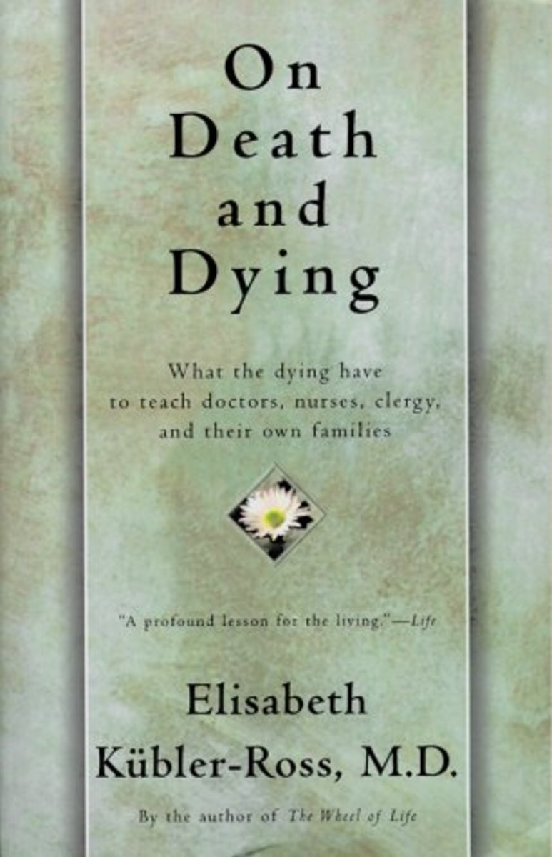 All about dying from Elizabeth Kubler-Ross