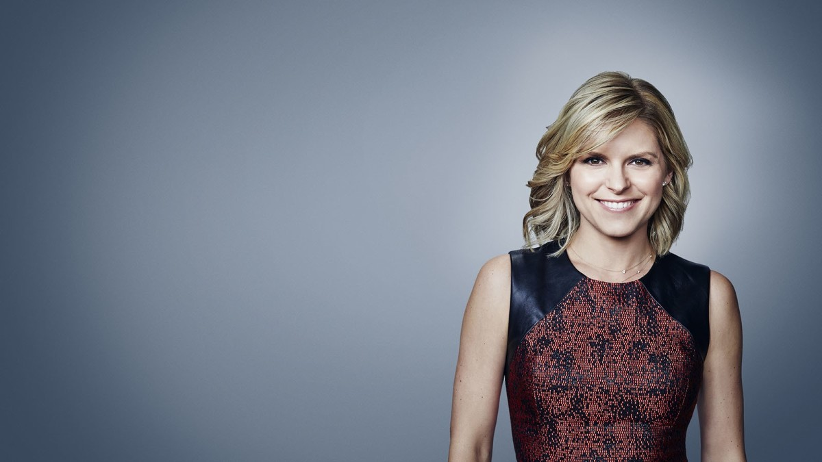 Kate Bolduan: a Look at the Beautiful CNN News Broadcaster