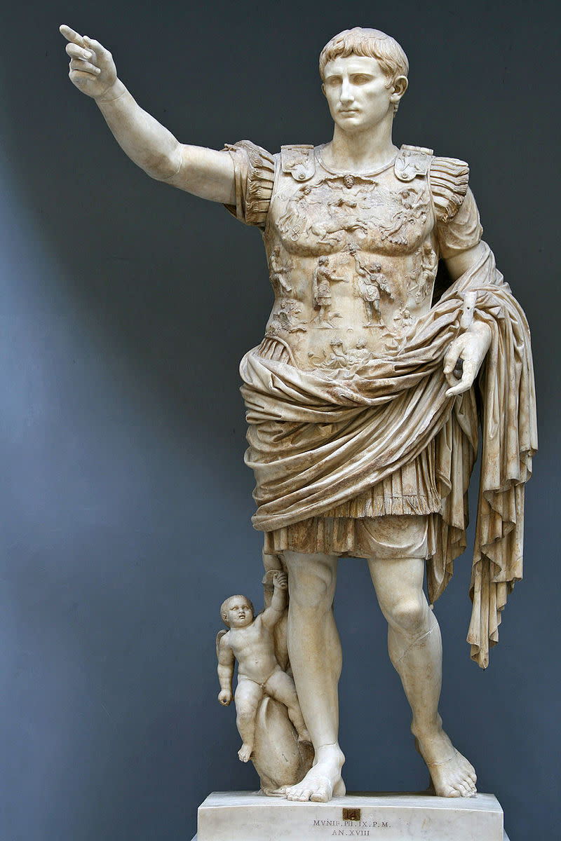 How Did Augustus Reorganise the Roman Senate?