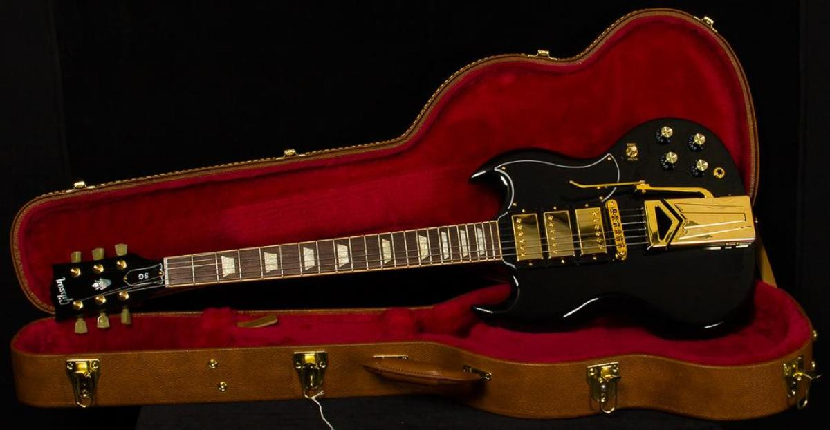 The 2015 Gibson SGS3