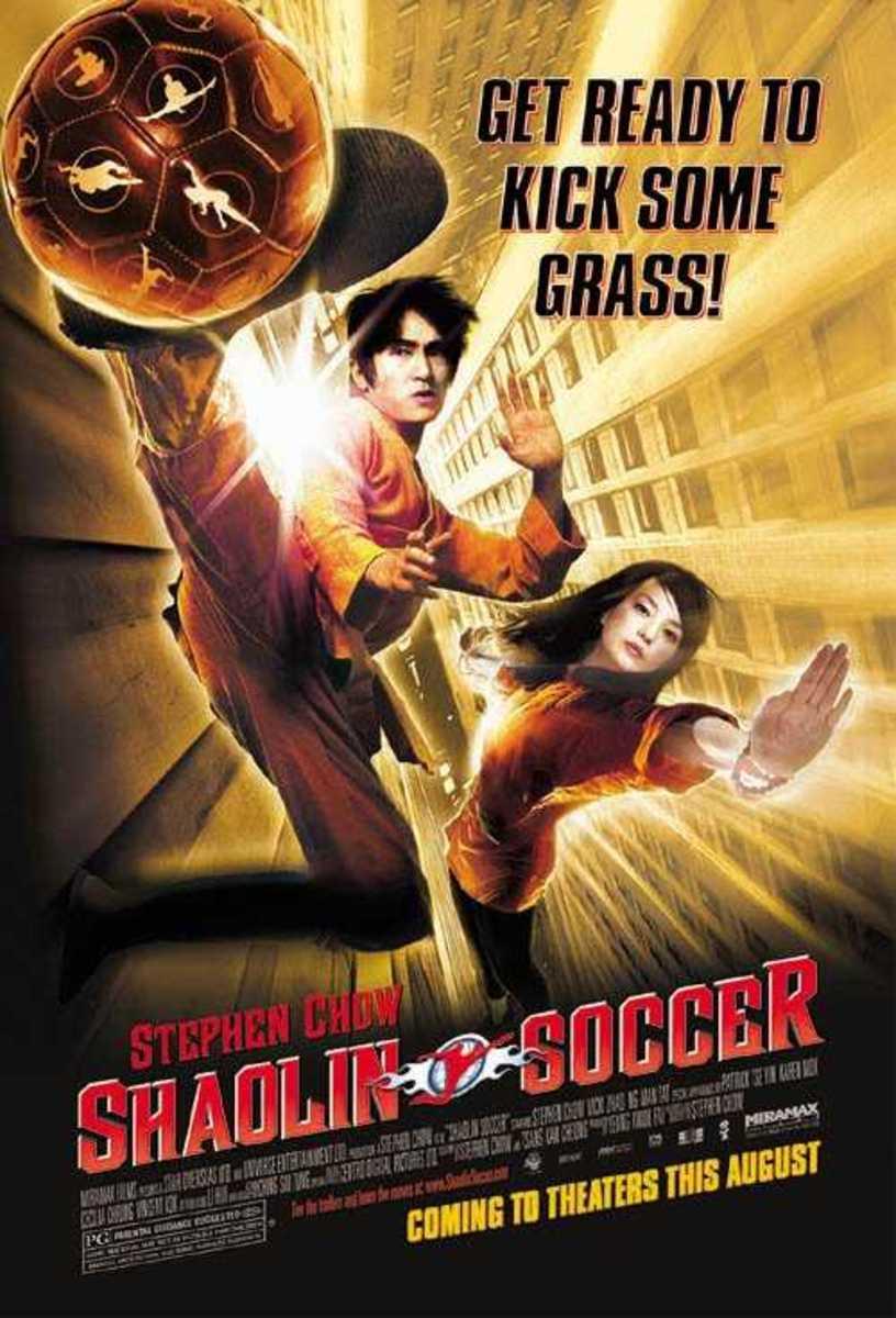 Shaolin Kung Fu Filme