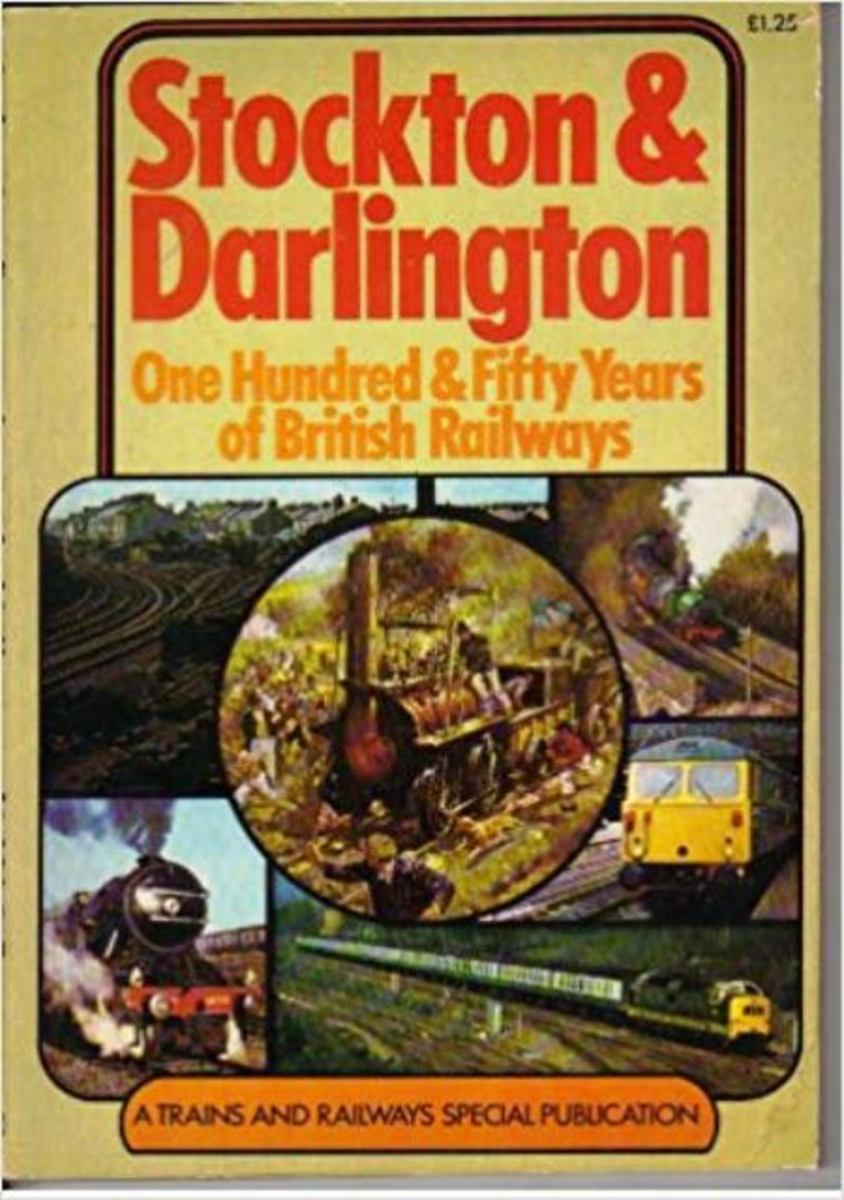 One of Peter Semmens' best known volumes, on celebrating the 150th year of the Stockton & Darlington Railway in 1975. This was an accompanying guide to the Shildon pageant in September of that year