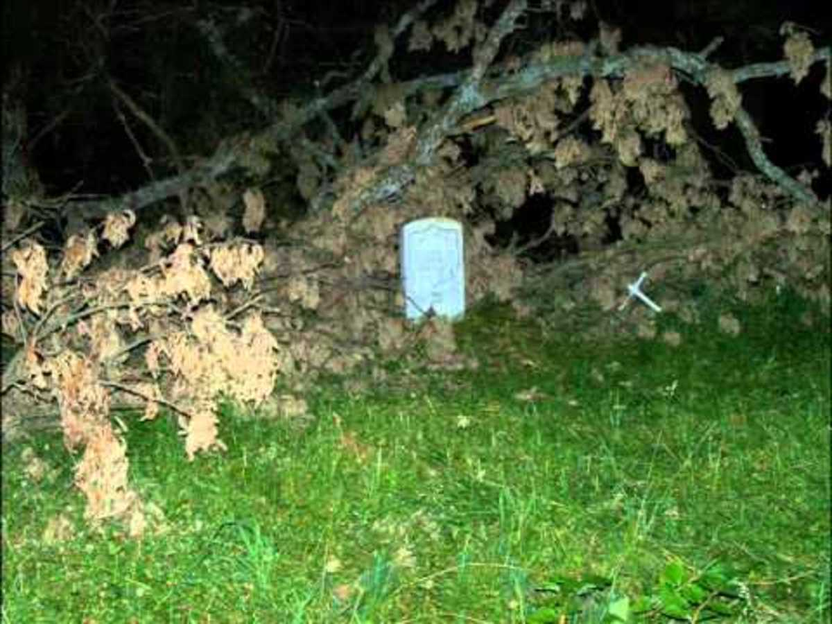 Haunted Cemeteries of Minnesota