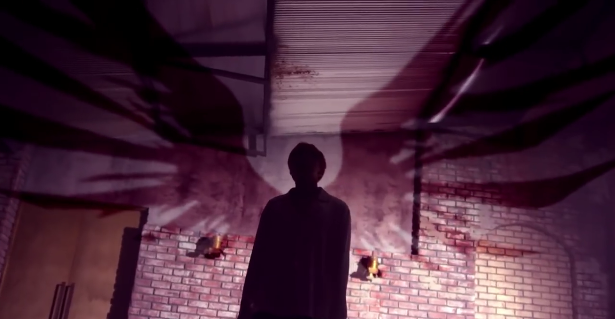 "Wings forming on J-Hope's back at 2:18, just like in ""Mama""."