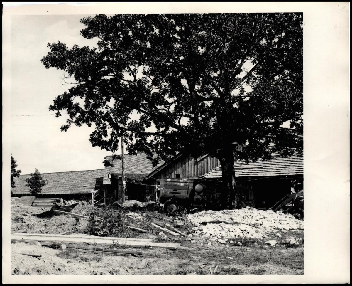 Constructing the Kerr Mansion