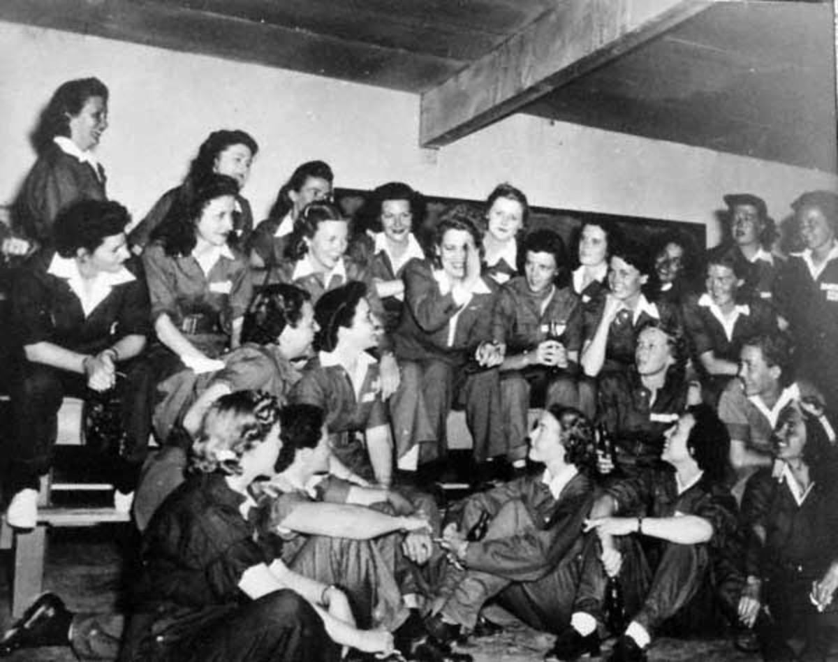 Women Pilots in World War II