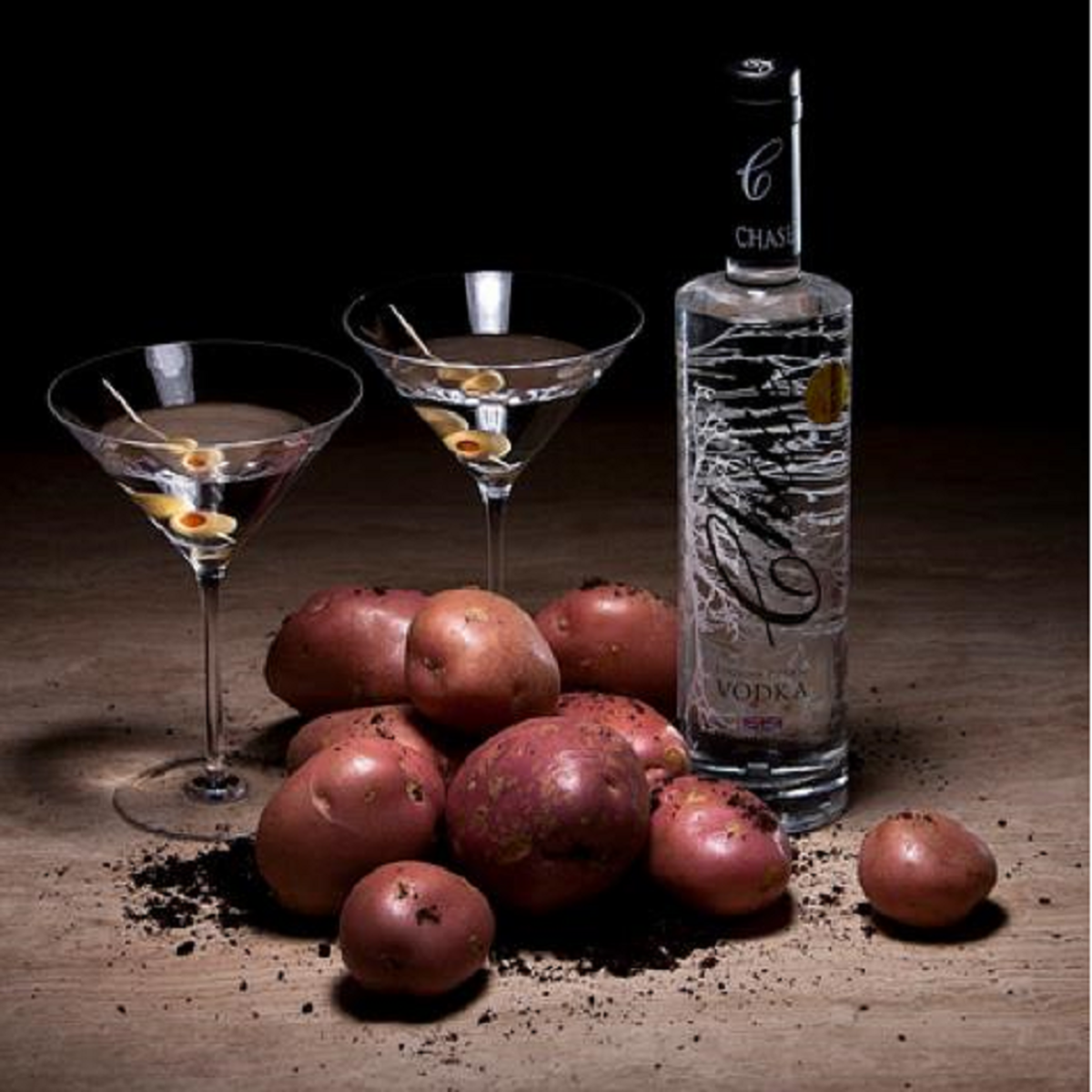 How To Make Your Own Vodka Using Potatoes
