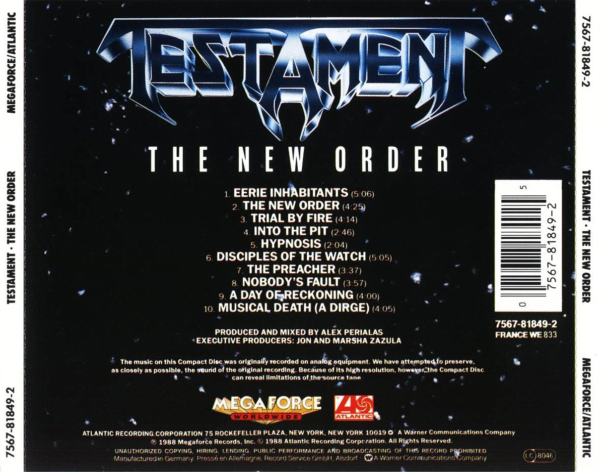 Review: Testament