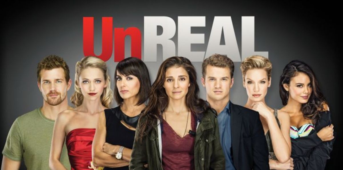 T.V Series like 'Unreal' - My Top 5.