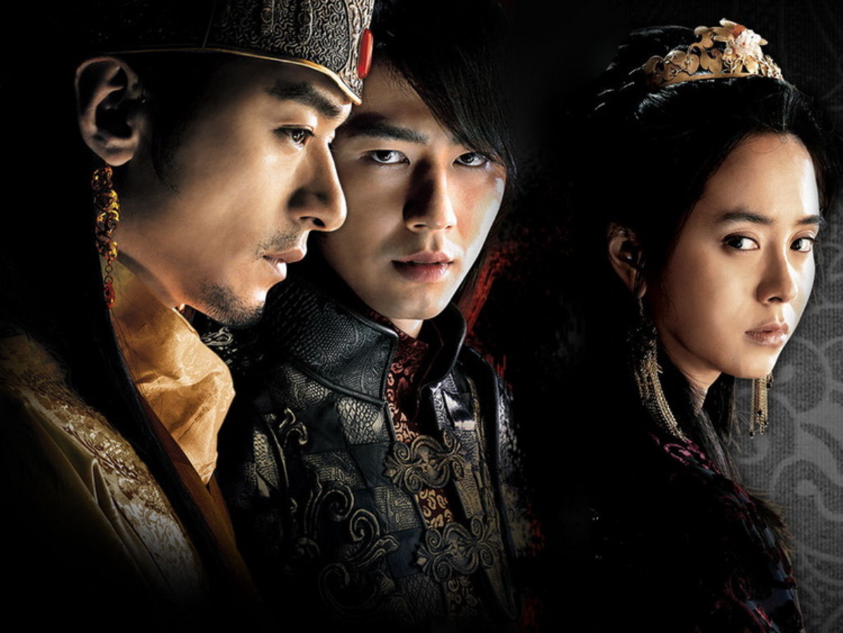 From left to right: Joo Jin-mo, Jo In-sung and Song Ji-hyo