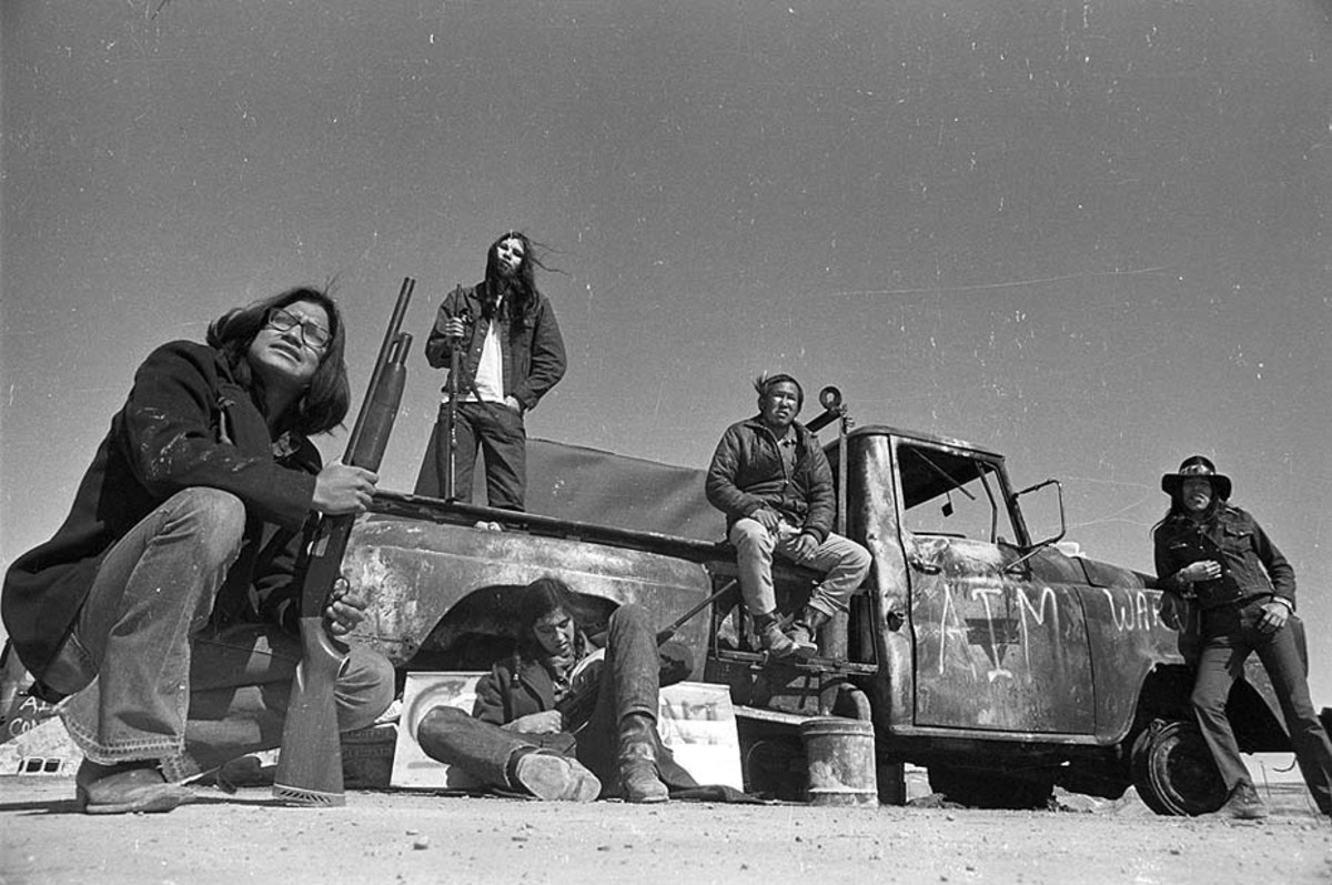 Revisiting AIM and 1973's Standoff at Wounded Knee