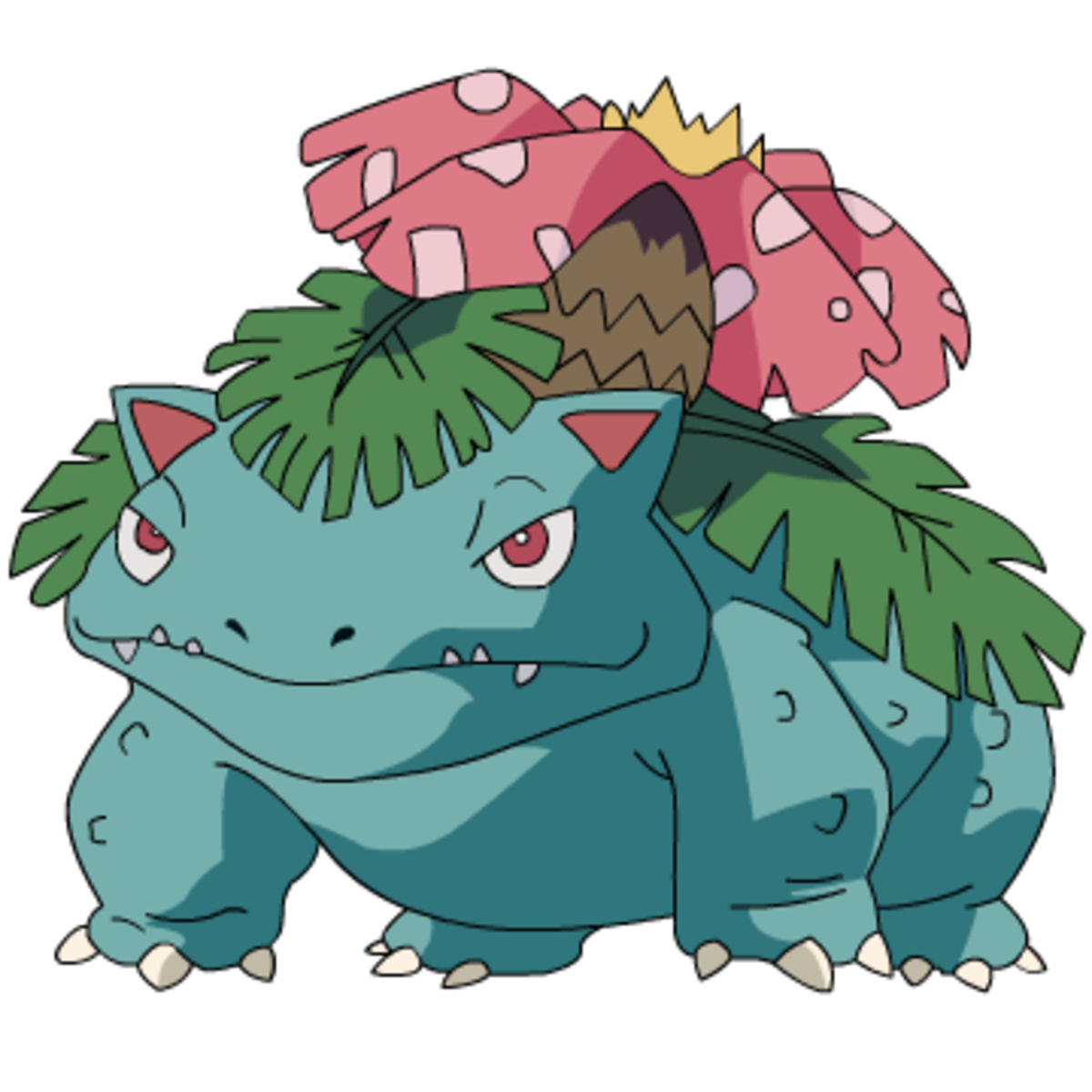 Pokémon: Venusaur Nicknames