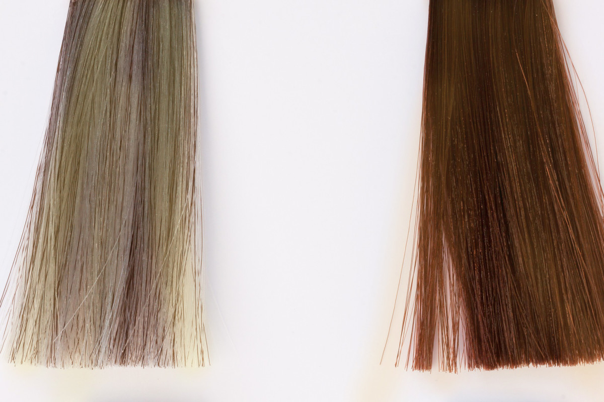 How to Get that Brassy Yellow Color out of Your Gray Hair ...