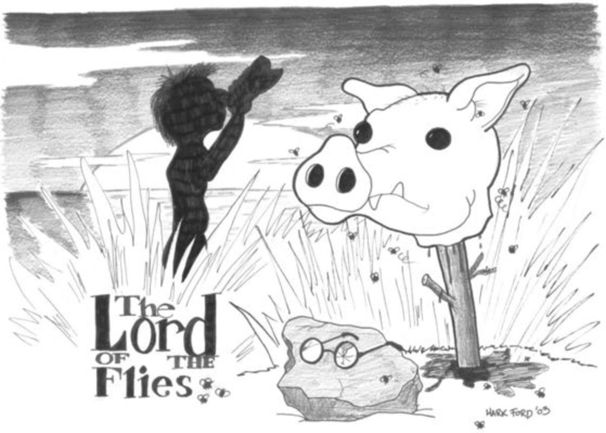 What Went Wrong?: In-Depth Lord of The Flies Analysis.