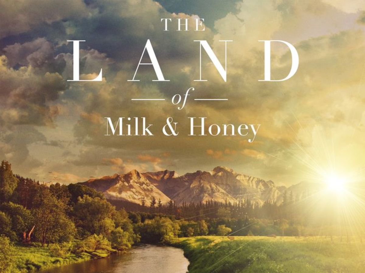 Meaning of 'Land Flowing with Milk and Honey'