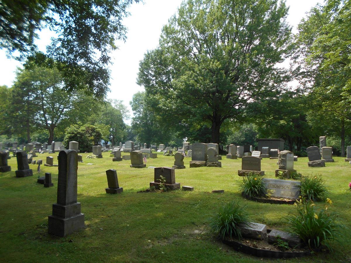 Kittanning Cemetery - Kittanning, PA