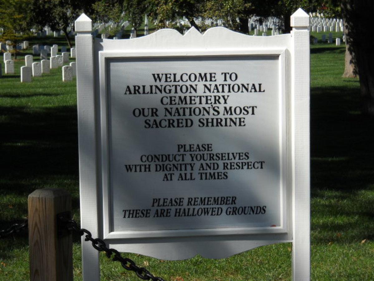 Arlington National Cemetery - Washington, D.C.