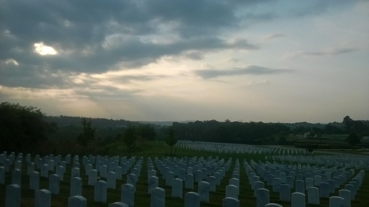 Cemetery of the Alleghenies - Bridgeville, PA
