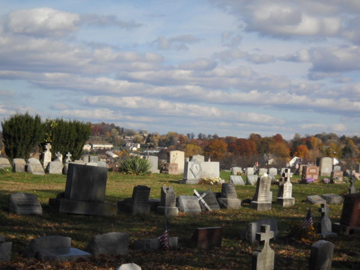 St. Anne's Cemetery - Castle Shannon, PA