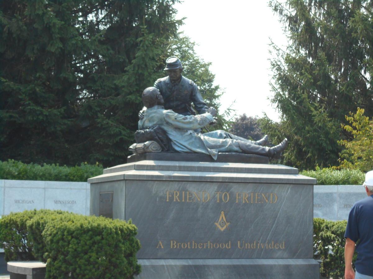Gettysburg Cemetery - Gettysburg, PA