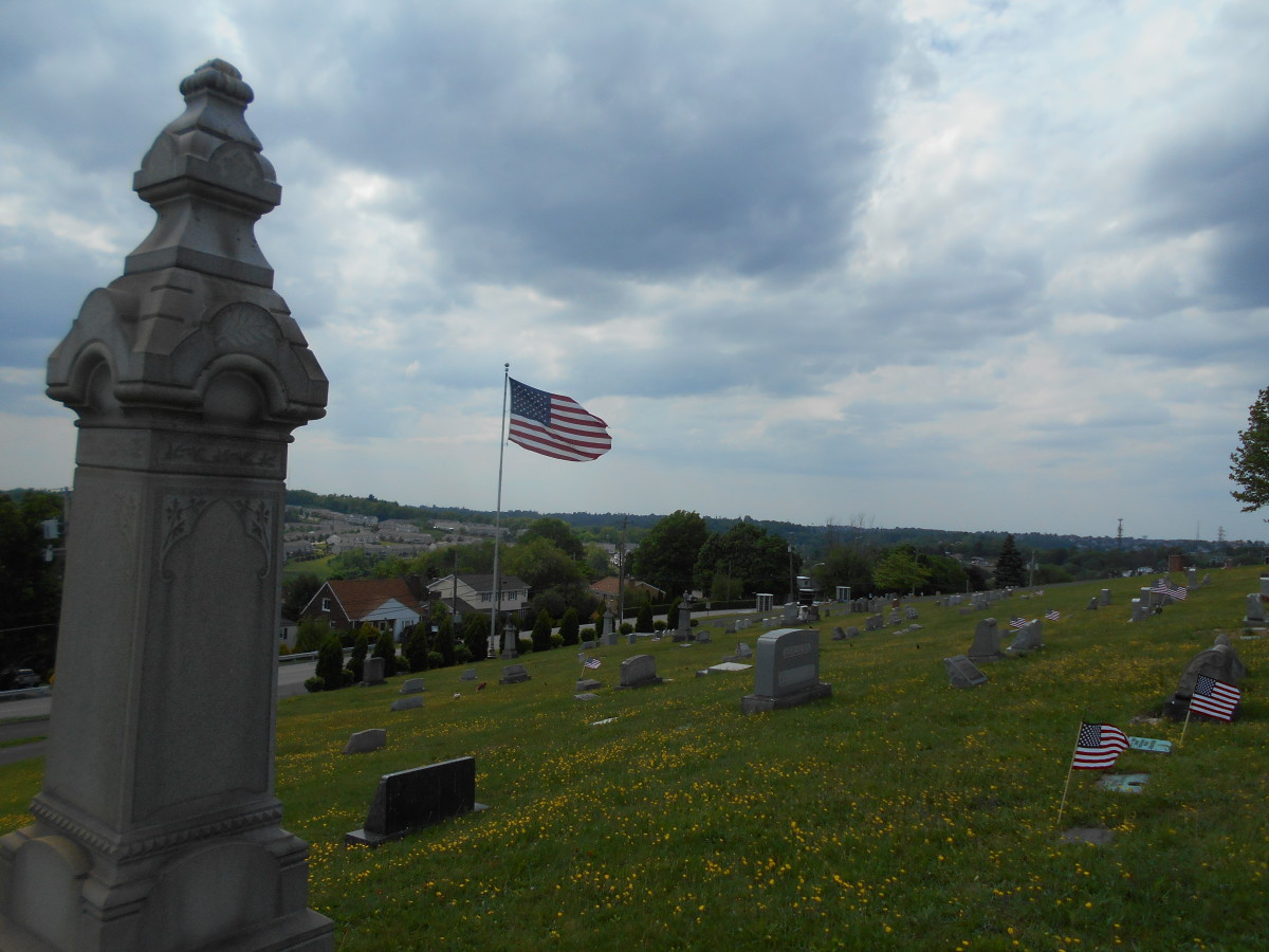 Zion Cemetery - Whitehall, PA