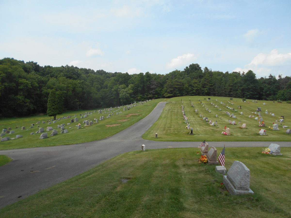 Rural Valley, Cemetery - Rural Valley, PA