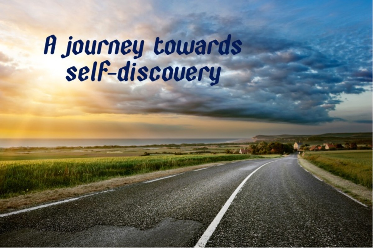 A Journey Towards Self-Discovery finding Your True Self