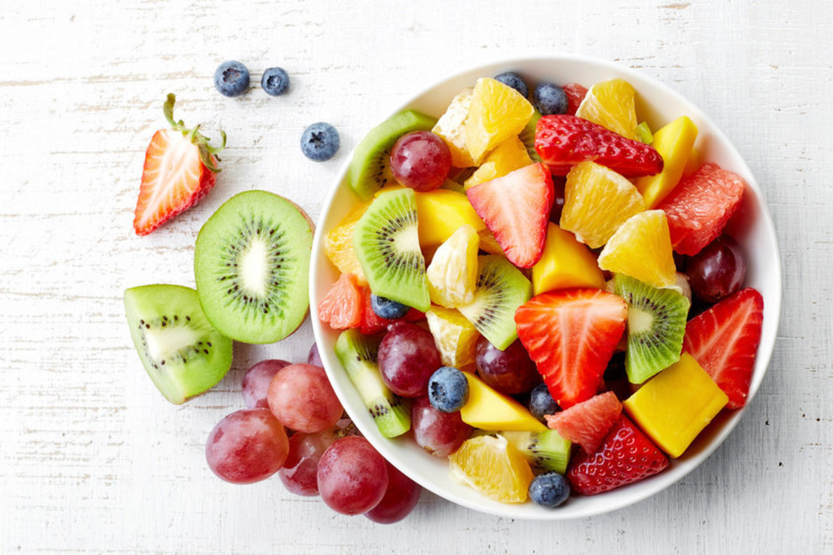 Fresh fruits to boost your energy