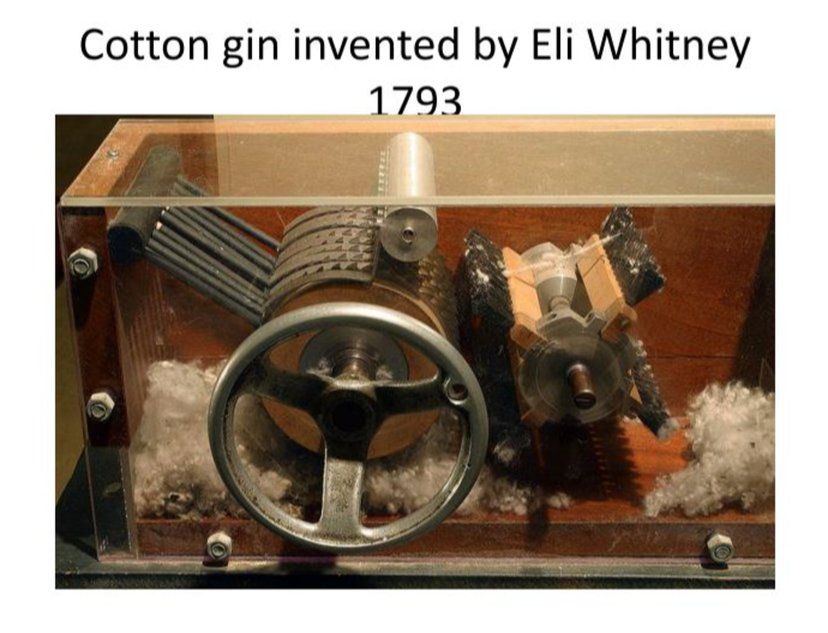 The Cotton Gin and Slavery