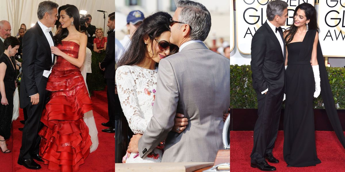 George Clooney and Amal Clooney Horoscope Compatibility