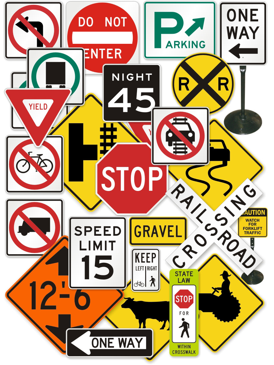 God's Road Signs