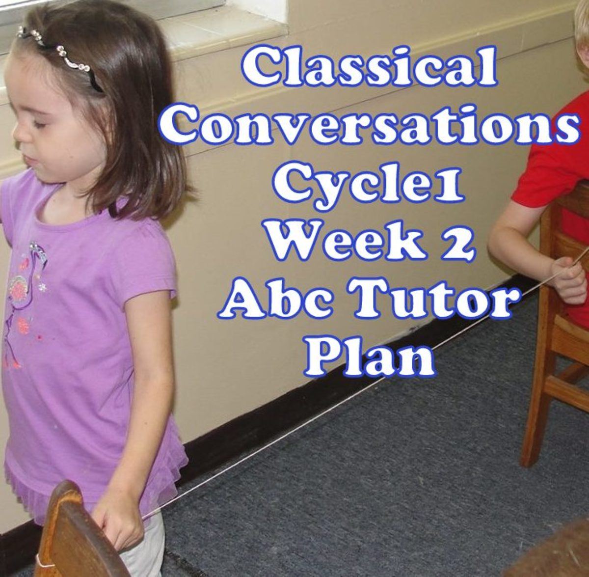 Classical Conversations Cycle 1 Week 2 Abc Tutor Plan - My child is learning how a spider senses vibrations on her web.