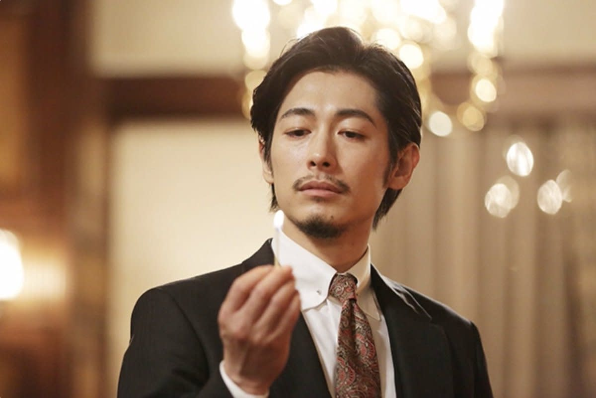 Dean Fujioka as Simon Dan / Monte Cristo Shinkai