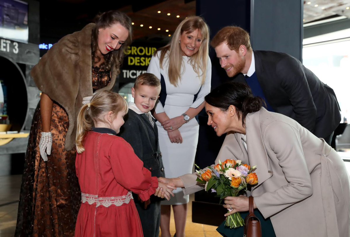 Proof That Prince Harry and Meghan Markle Will Be Good Parents