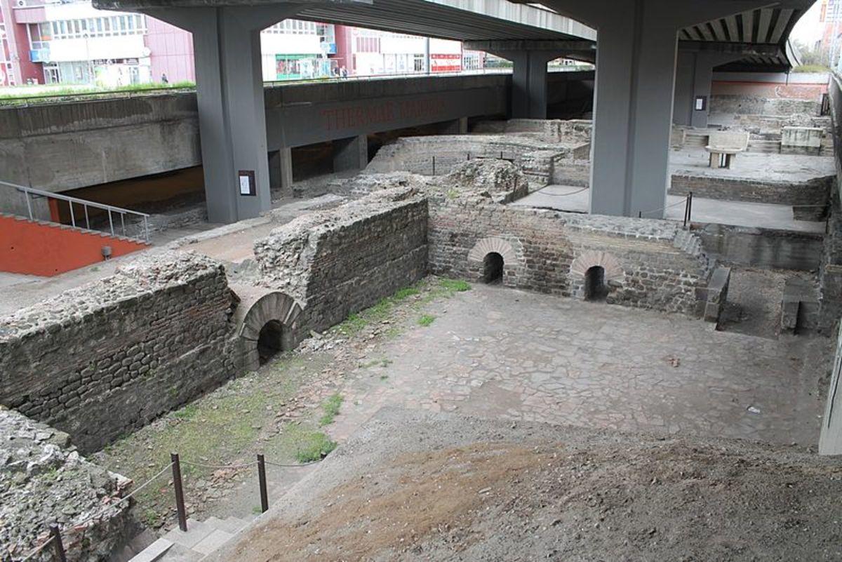 Thermae Maiores, Aquincum, Budapest
