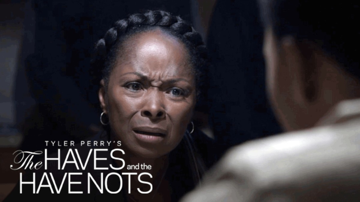 'The Haves and the Have Nots' Trending About Derrick's Lion Head Tattoo