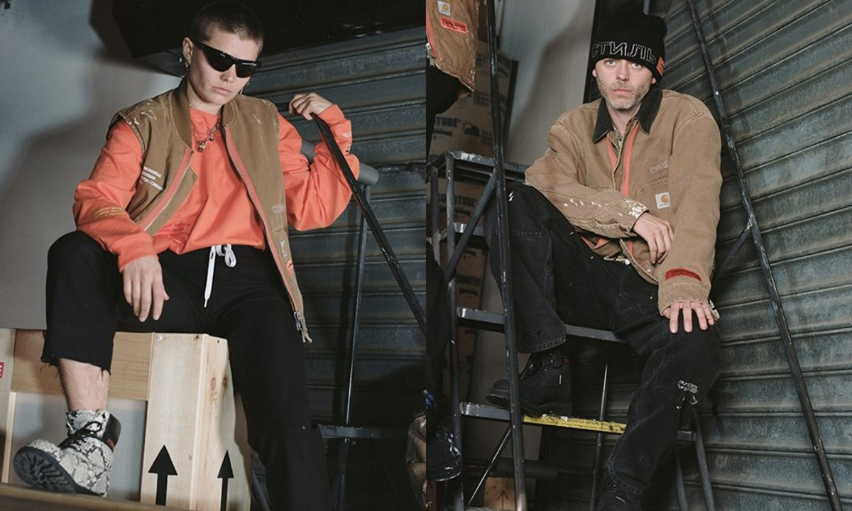 Skate brands usually release lookbooks with their products and that's a great place to find inspo. Carhartt WIP, Gosha Rubichinsky, and even Dickies release solid lookbooks