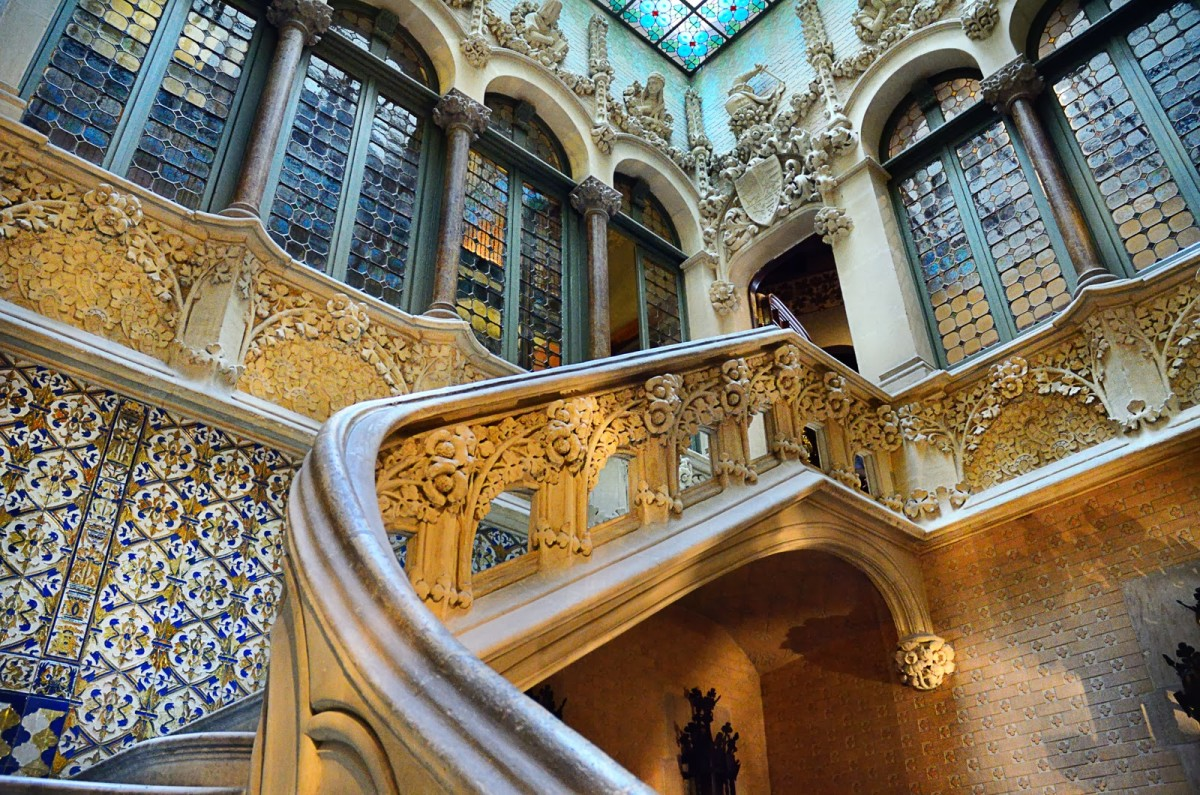 Palau Baró de Quadras Barcelona