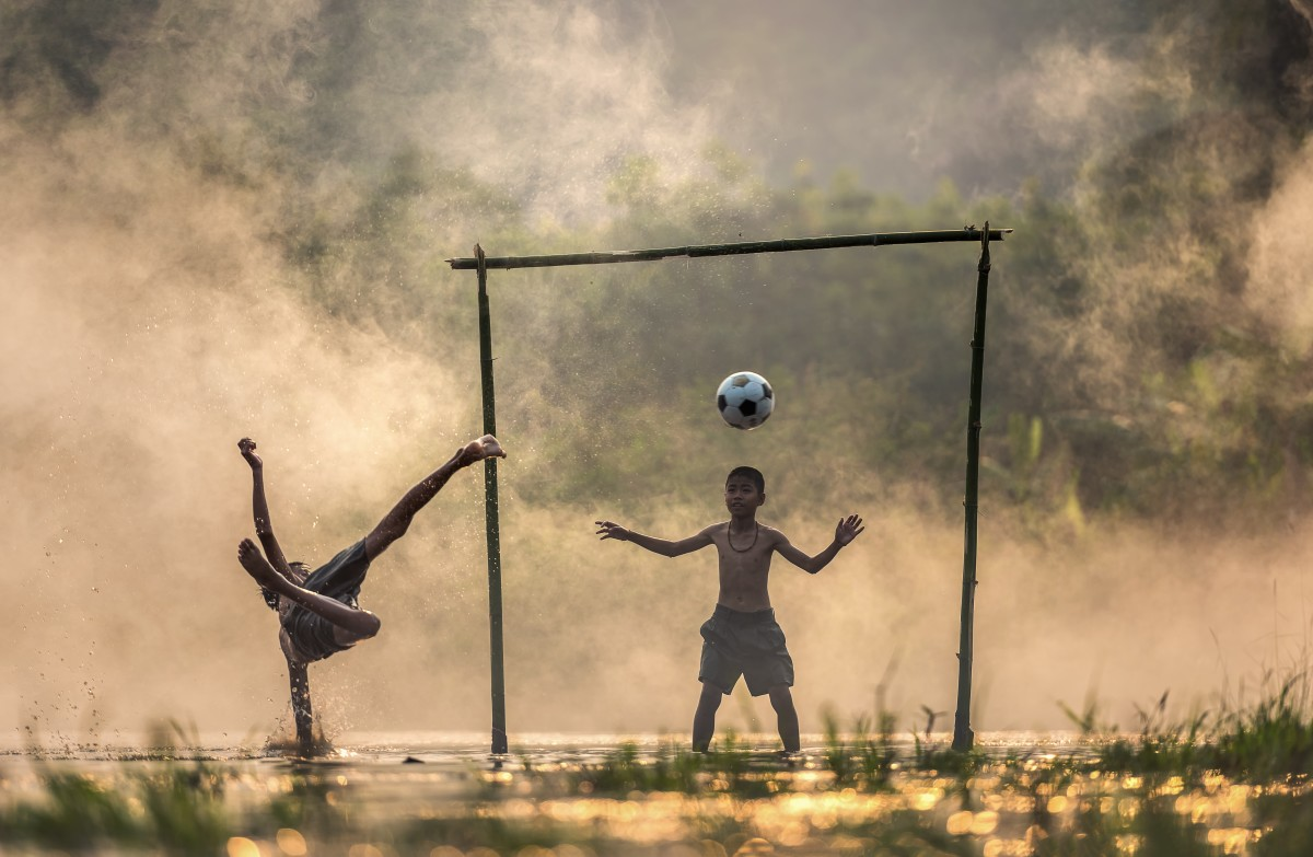 Football and happiness