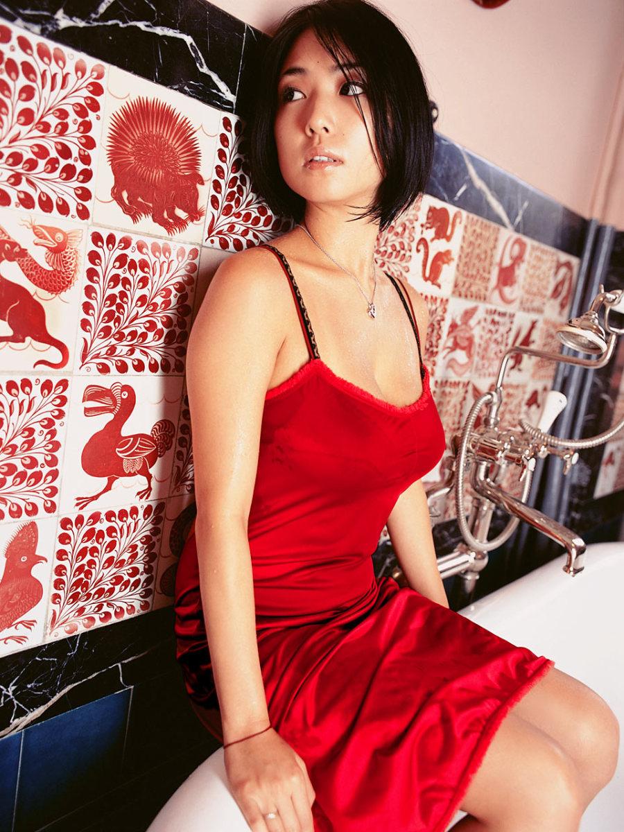 Japanese Fashion Models Yoko Matsugane & Megumi Furuya Also Known as