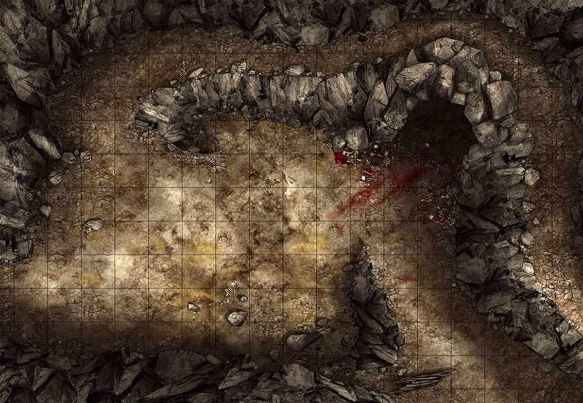 D&D Adventure Idea: The Ogre Quest