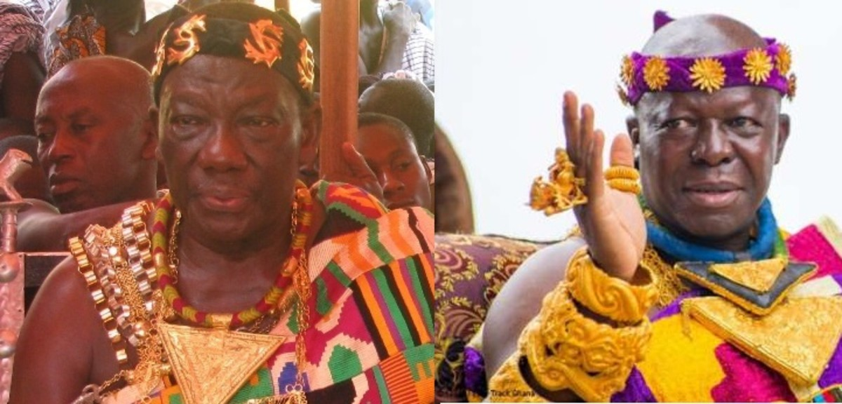 Mamponghene Faces the Wrath of Otumfuo