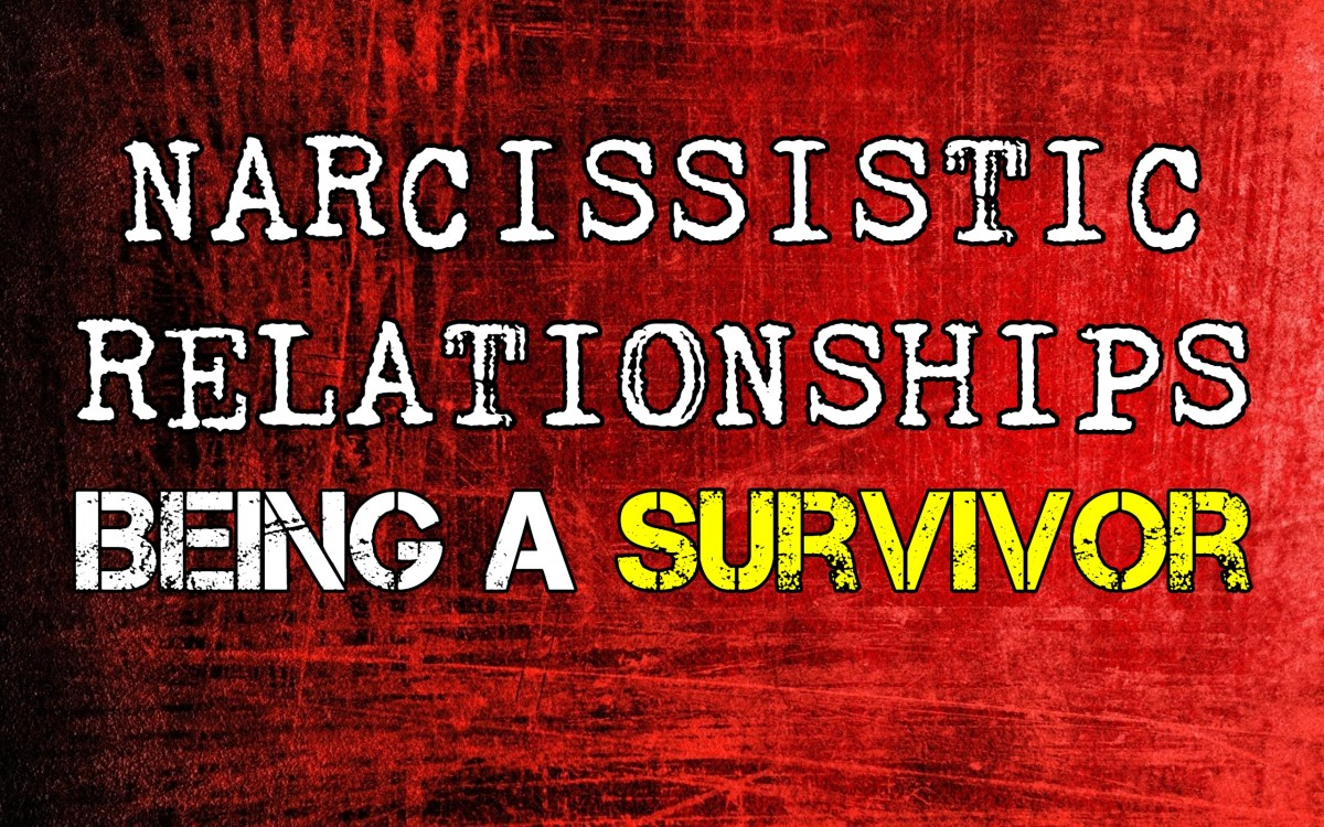 Narcissistic Relationships: Becoming a Survivor