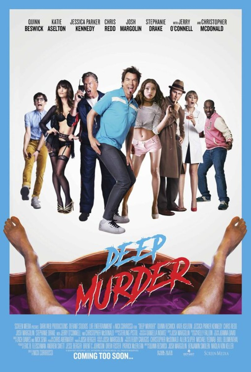 Deep Murder (2019) Movie Review