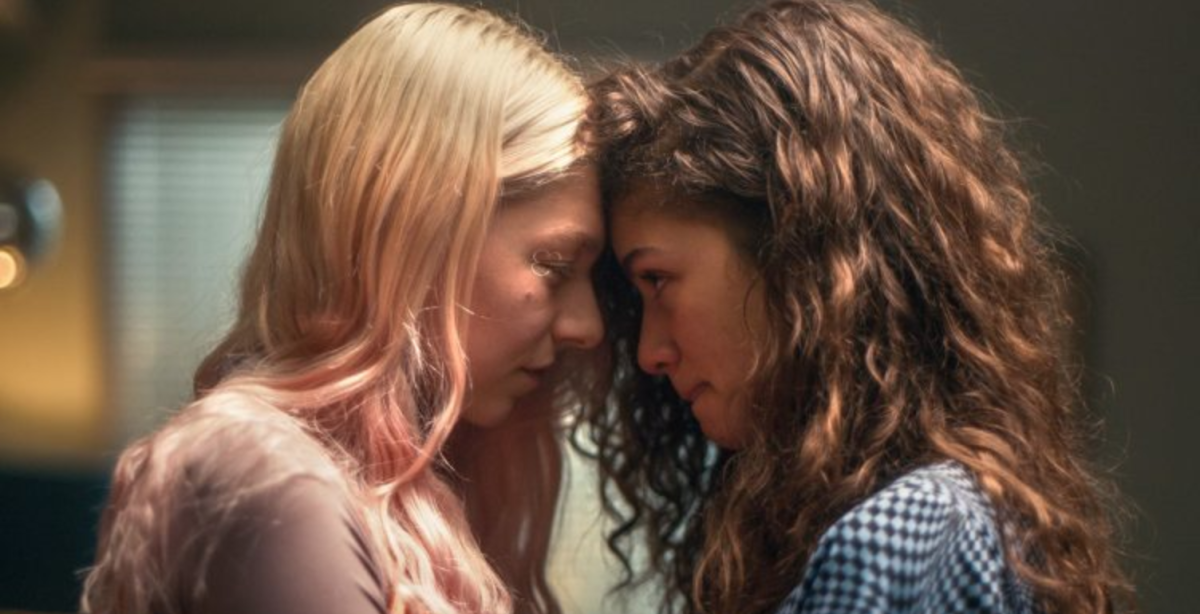 Rue and Jules of 'Euphoria', who experience a profound and poignant connection that extends beyond conventional relationship labels.