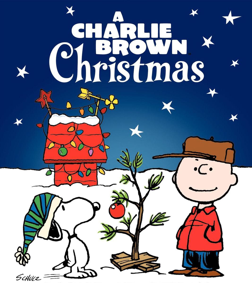 Ad for Charlie Brown Christmas