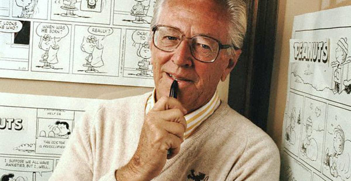 Charles M. Schulz: Creator of the Peanuts Comic Strip