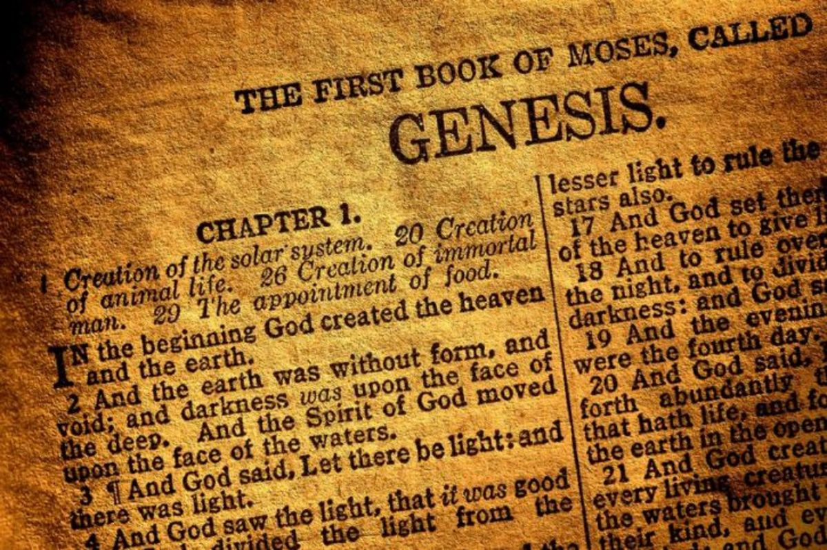 Who Created God and Other Unanswered Questions in Genesis Chapter One