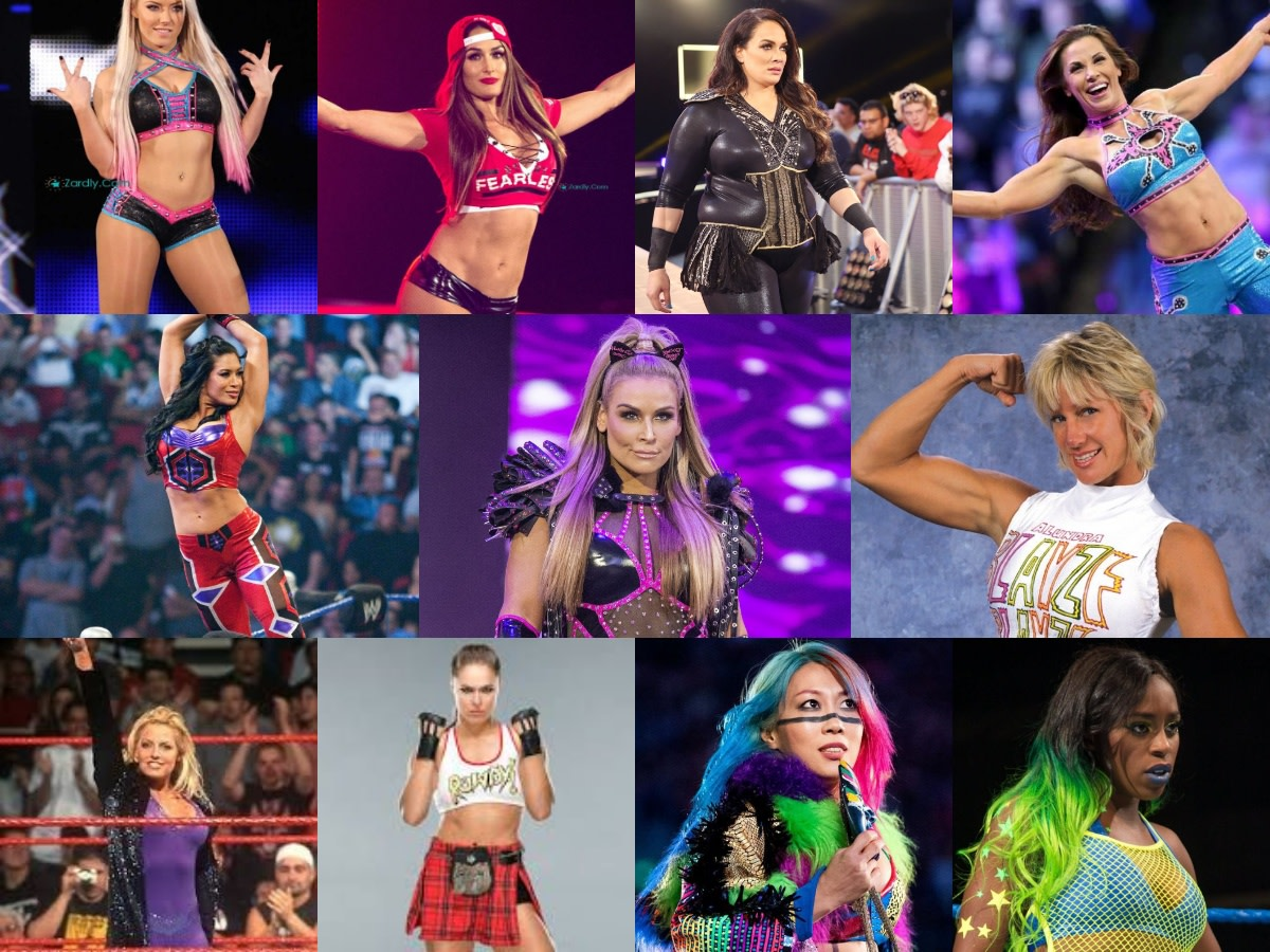 The Most Underrated Women's Matches in WWE History